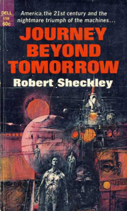 Dell Books - Journey Beyond Tomorrow - Robert Sheckley
