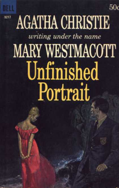 Dell Books - Unfinished Portrait - Mary Westmacott