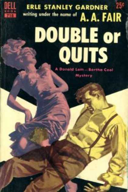 Dell Books - Double or Quits