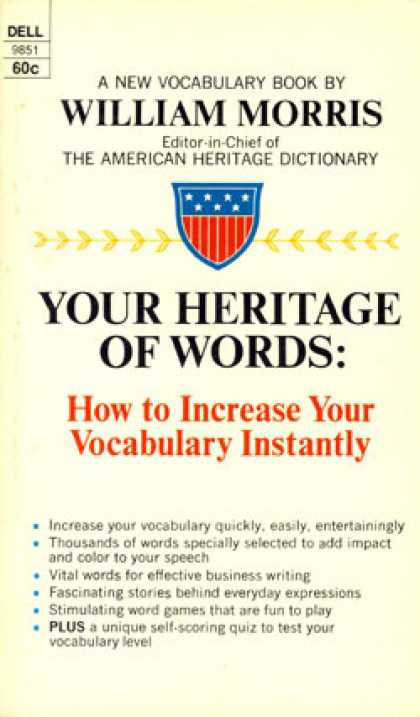 Dell Books - Your Heritage of Words