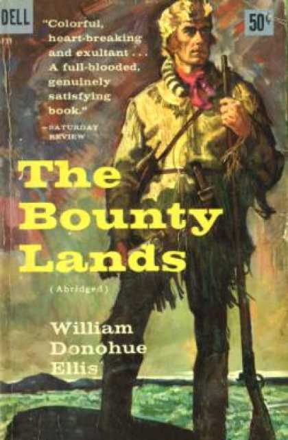 Dell Books - The Bounty Lands