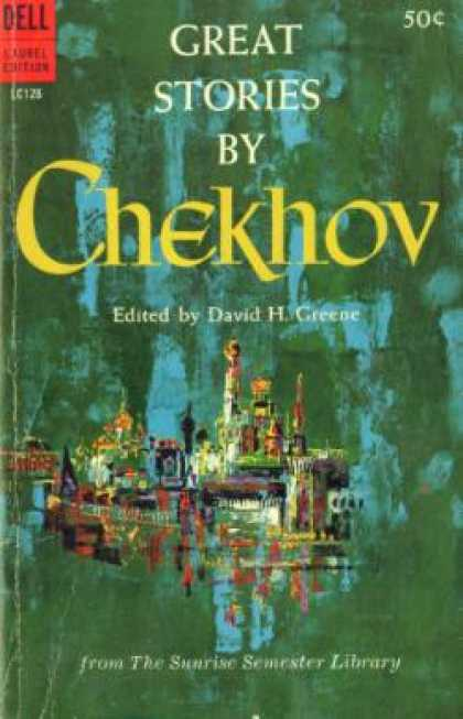 Dell Books - Great Stories By Chekhov