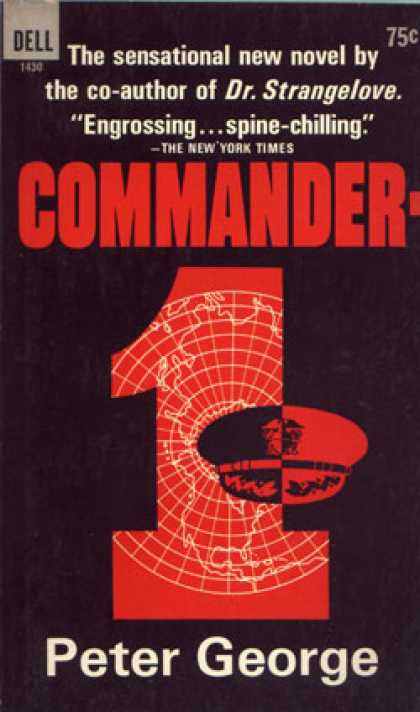 Dell Books - Commander-1 - Peter George