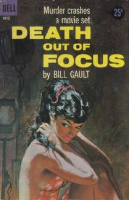 Dell Books - Death Out of Focus - William Campbell Gault