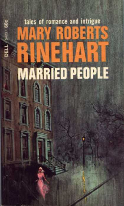 Dell Books - Married People - Mary Roberts Rinehart