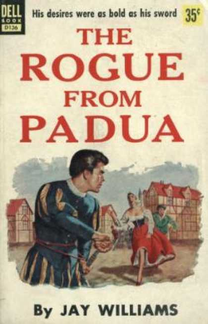 Dell Books - The Rogue From Padua - Jay Williams