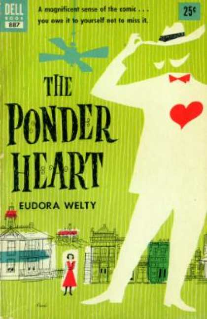 Dell Books - The Ponder Heart - Eudora Welty