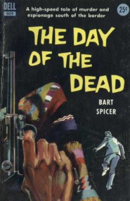 Dell Books - The Day of the Dead - Bart Spicer
