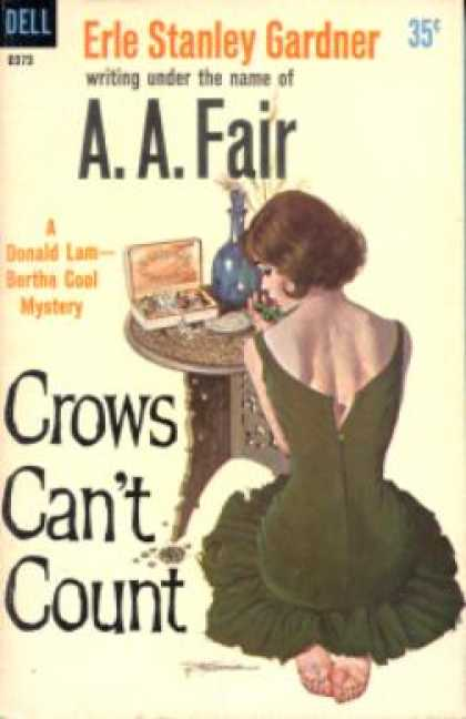 Dell Books - Crows Can't Count