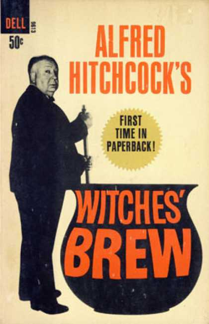 Dell Books - Alfred Hitchcock's Witch's Brew
