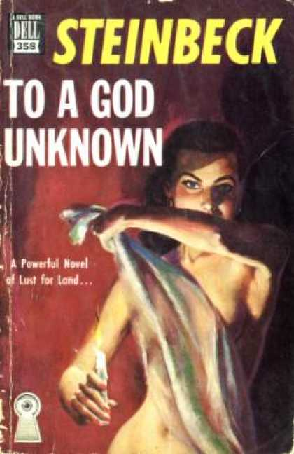 Dell Books - To a God Unknown