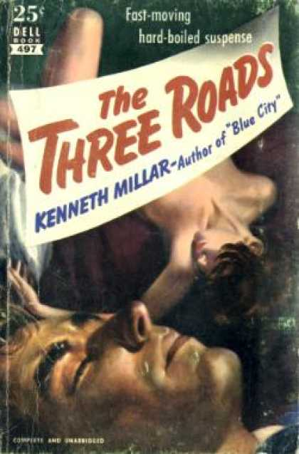 Dell Books - The Three Roads
