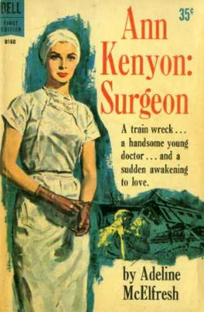 Dell Books - Ann Kenyon: Surgeon