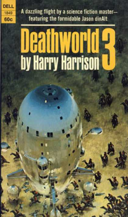 Dell Books - Deathworld 3