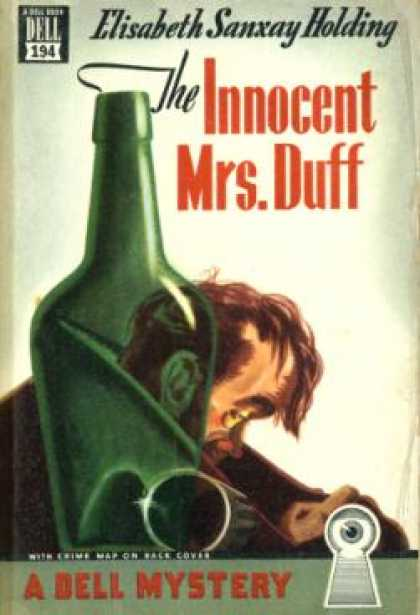 Dell Books - The Innocent Mrs. Duff - Elisabeth Sanxay Holding