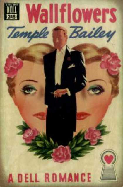 Dell Books - Wallflowers - Temple Bailey