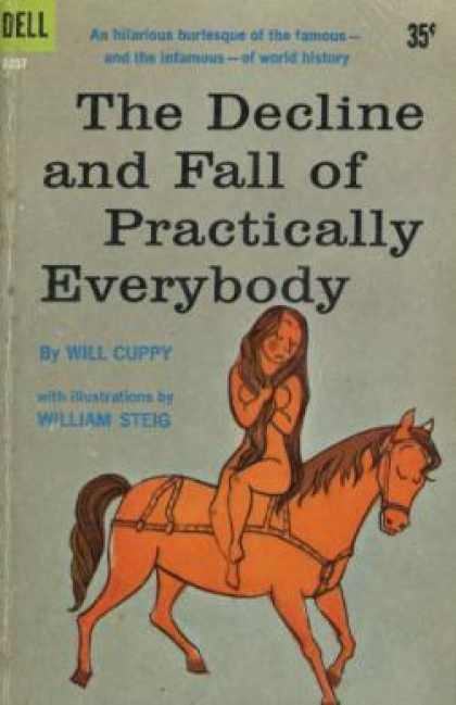 Dell Books - The Decline and Fall of Practically Everybody - Will Cuppy