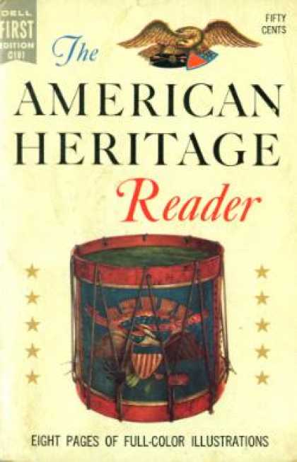 Dell Books - American Heritage Reader