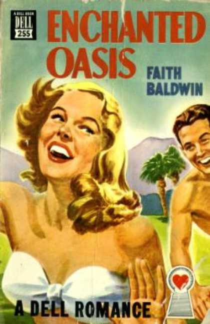 Dell Books - Enchanted Oasis - Faith Baldwin