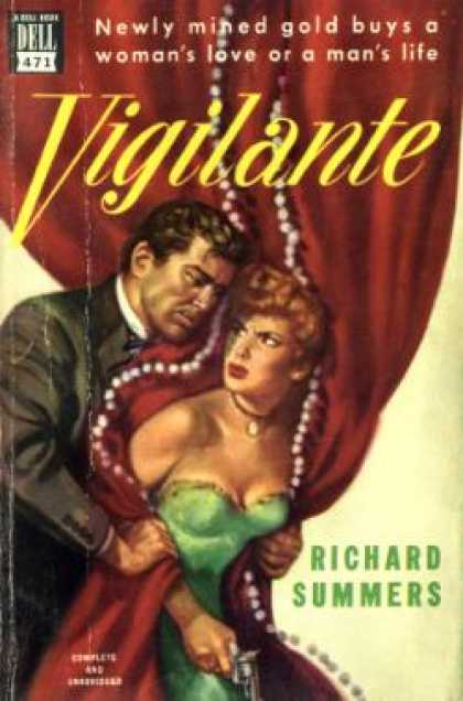 Dell Books - Vigilante - Richard Summers