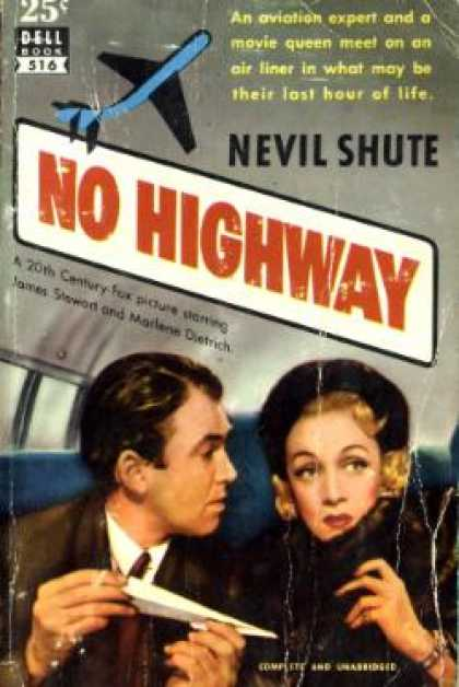 Dell Books - No Highway - Nevil Shute