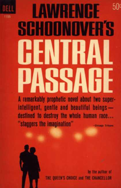 Dell Books - Central Passage