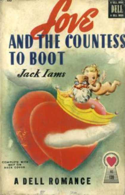 Dell Books - Love and the Countess To Boot