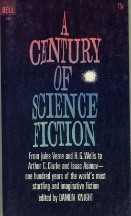 Dell Books - A Century of Science Fiction