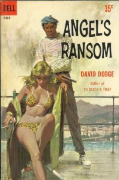 Dell Books - Angel's Ransom - David Dodge