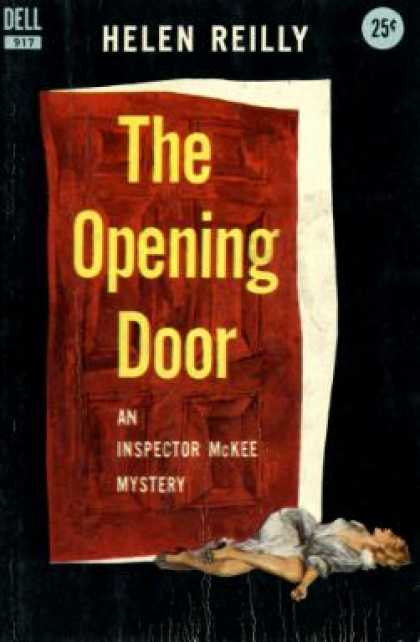 Dell Books - The Opening Door - Helen Reilly