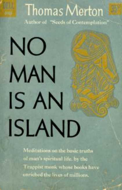 Dell Books - No Man Is an Island