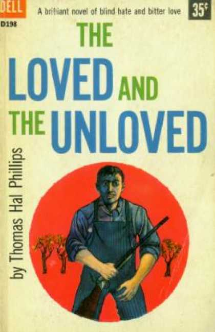 Dell Books - The loved and the unloved - Thomas Hal Phillips