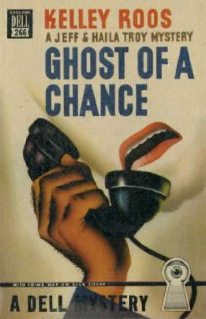 Dell Books - Ghost of a Chance