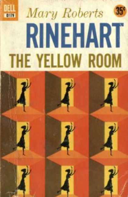 Dell Books - The Yellow Room - Mary Roberts Rhinehart
