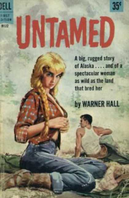Dell Books - Untamed