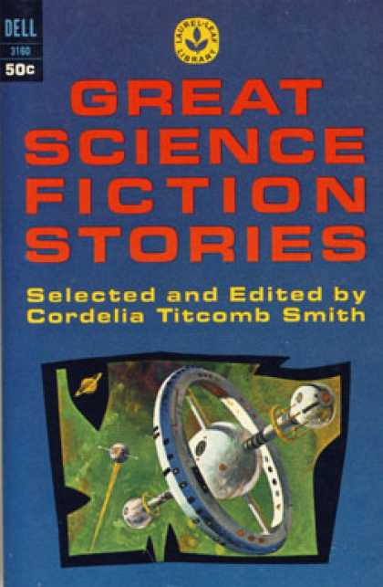 Dell Books - Great Science Fiction Stories