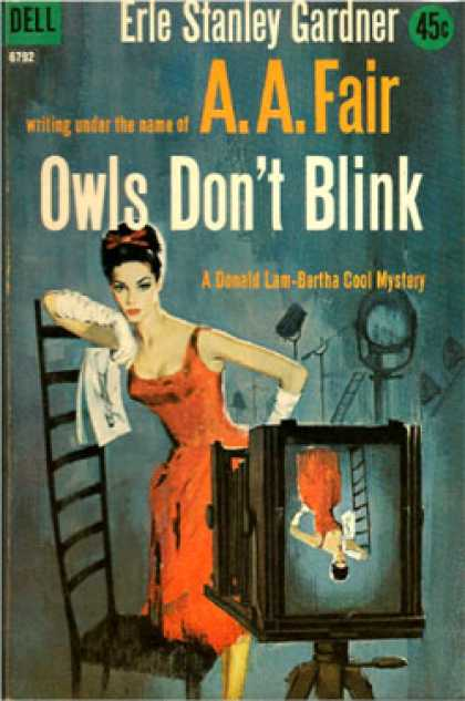 Dell Books - Owls Don't Blink - A.a. Fair