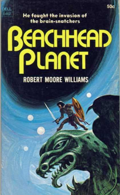 Dell Books - Beachhead Planet - Robert Moore Williams
