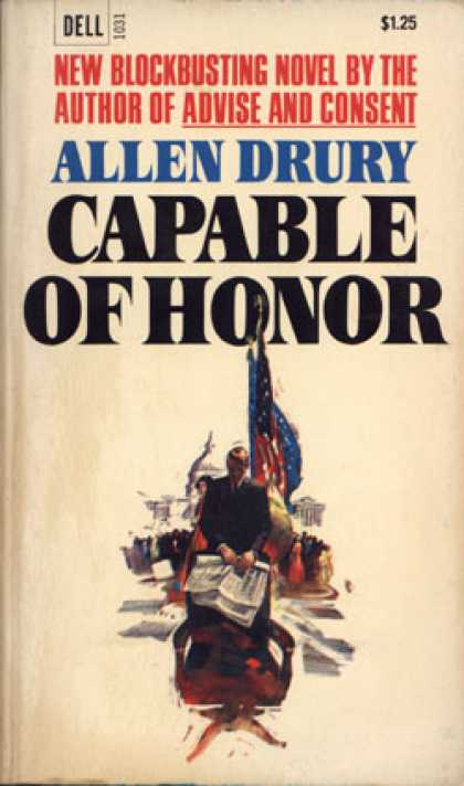 Dell Books - Capable of Honor