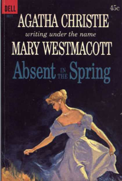Dell Books - Absent In the Spring