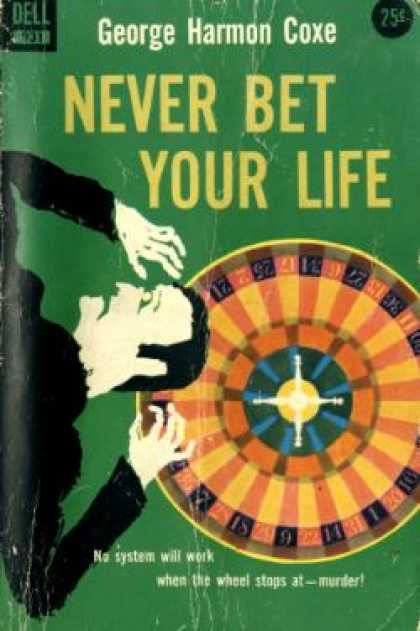 Dell Books - Never Bet Your Life