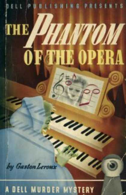 Dell Books - Phantom of the Opera