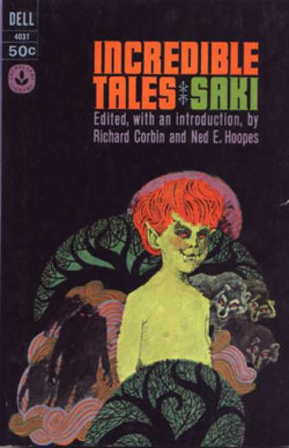 Dell Books - Incredible Tales: Saki - Saki