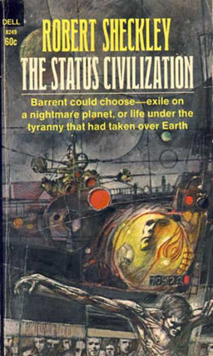 Dell Books - The Status Civilization