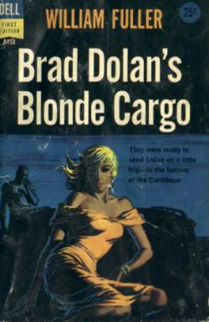 Dell Books - Brad Dolans Blonde - William Fuller