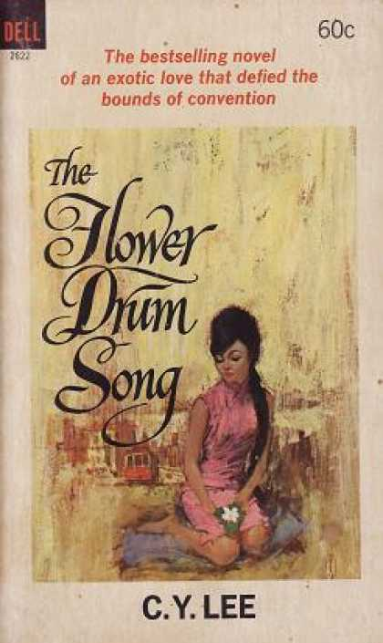 Dell Books - The Flower Drum Song - C. Y Lee