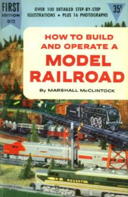 Dell Books - How To Build and Operate a Model Railroad
