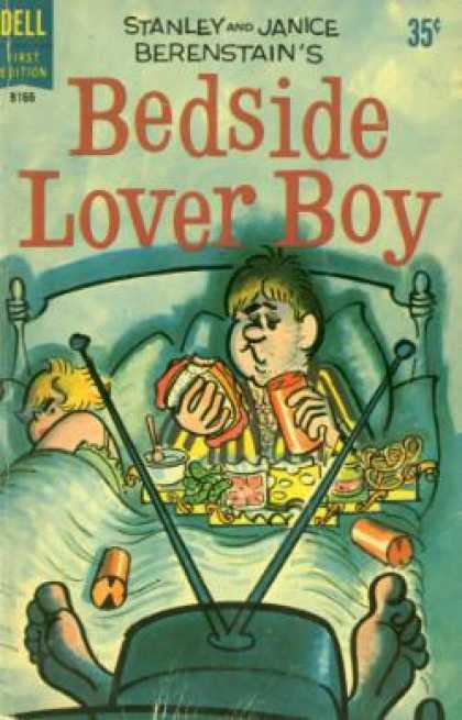 Dell Books - Bedside Lover Boy