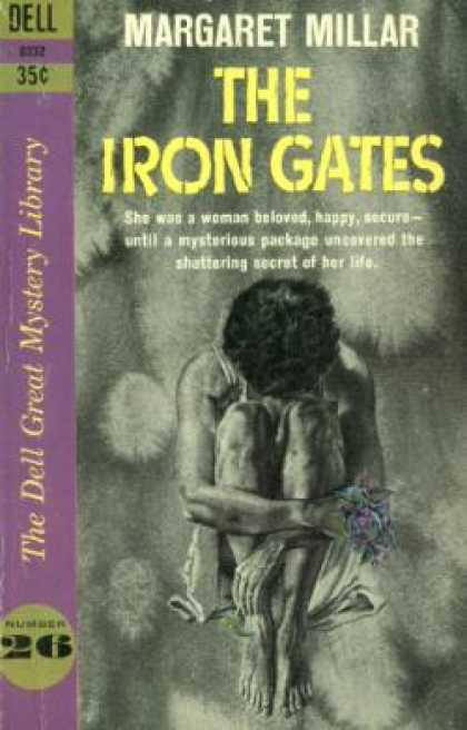 Dell Books - Iron Gates
