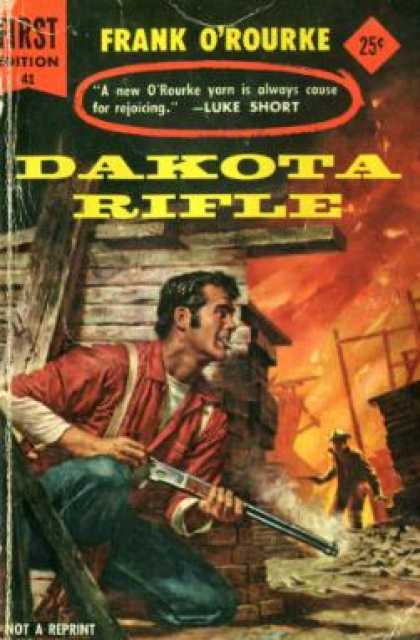 Dell Books - Dakota Rifle